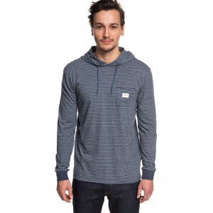 Zermet Long Sleeve Hooded Top