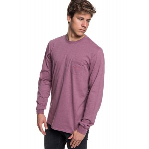 The Stitch Up Long Sleeve Tee