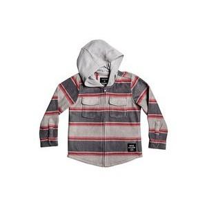 Boy's 2-7 Surf Days Long Sleeve Hooded Shirt