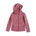 Girls 7-14 Trail Side Zip-Up Hooded Fleece