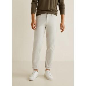 Cotton chino trousers