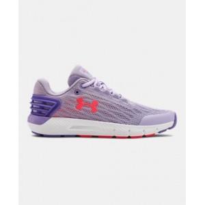 Girls Grade School UA Charged Rogue Running Shoes
