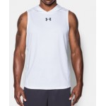 Mens UA Select Sleeveless Hoodie