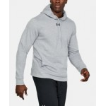 Mens UA Rival Fleece Team Hoodie