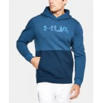Mens UA Microthread Fleece Hoodie