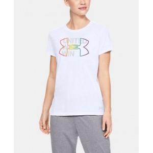 Adult UA Pride UWW Short Sleeve