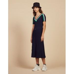 Long Sportswear Knit Dress
