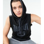 Tapout Breakforce Sleeveless Pullover Hoodie