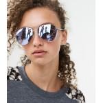 Colored Lens Aviator Sunglasses