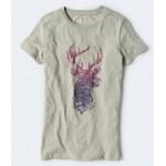 Free State Darling Deer Graphic Tee