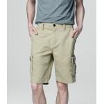 Classic Twill Cargo Chino Shorts
