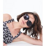 Oversized Plastic Sunglasses