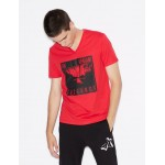 Armani Exchange GRAPHIC TEE, Logo T Shirt for Men | A|X Online Store