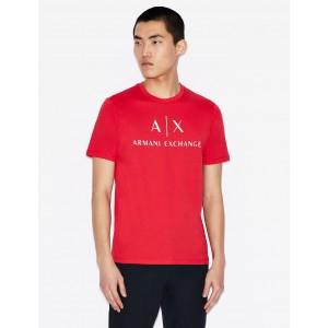 Armani Exchange SLIM FIT TEE, Logo T Shirt for Men | A|X Online Store