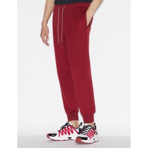 Armani Exchange JOGGERS WITH REFLECTIVE LOGO, Pant for Men | A|X Online Store