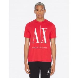 Armani Exchange REGULAR FIT TEE, Logo T Shirt for Men | A|X Online Store