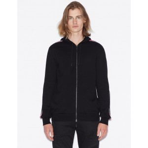 Armani Exchange HOODED CARDIGAN, Cardigan for Men | A|X Online Store