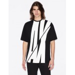 Armani Exchange LOOSE FIT TEE, Logo T Shirt for Men | A|X Online Store