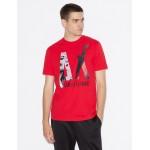 Armani Exchange REGULAR FIT T SHIRT, Graphic T Shirt for Men | A|X Online Store