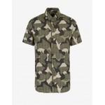 Armani Exchange STRIPED SHIRT, Striped Shirt for Men | A|X Online Store