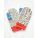 Cable Mittens