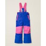 All-Weather Waterproof Pants - Blue Heron/Festival Pink
