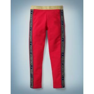 Harry Potter Cosy Leggings - Rockabilly Red
