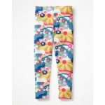 Fun Leggings - Multi Unicorn Sunset