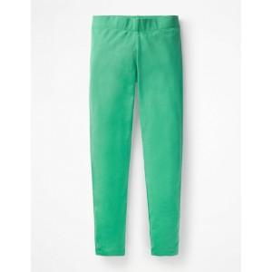 Plain Leggings - Jungle Green
