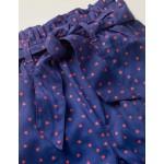Tie-Waist Pants - Starboard Blue Sweet Hearts