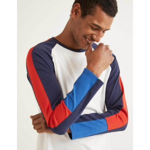 Long Sleeve Raglan T-Shirt - Multi
