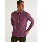 Flannel Shirt - Sumac Puppytooth
