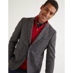 Middleham Tweed Blazer - Grey/Red Prince of Wales