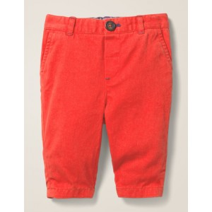 Chino Pants - Popperdew Red