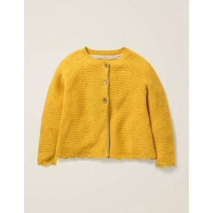 Cosy Cardigan - Mellow Yellow