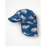 Fun Swim Hat - Lake Blue Baby Hippos