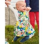 Printed Cord Dress Set - Multi Baby Springtime