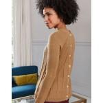 Phoebe Sweater - Camel Melange