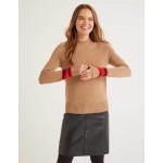 Morleigh Leather Mini Skirt - Black