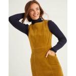 Colette Cord Dress - Trumpet