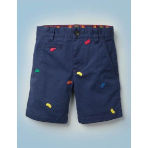 Bertie Botts Shorts - College Blue