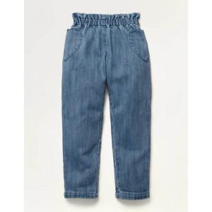 Pull-on Pants - Mid Vintage Denim