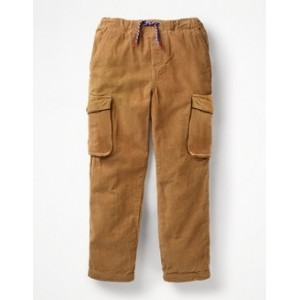 Cord Utility Cargo Pants