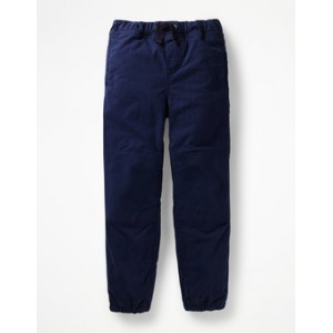 Fleece-lined Techno Pants