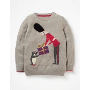 Festive Crew Sweater