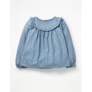 Pretty Ruffle Top