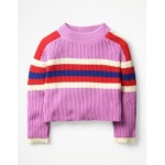 Colourful Knitted Sweater