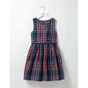 Check Party Dress