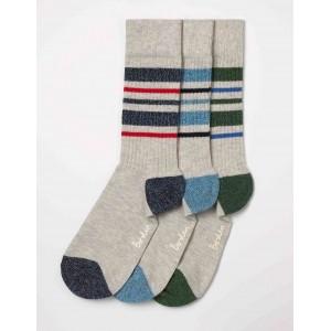 Off-Duty Socks - Colour Twist Pack