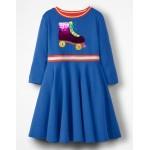 Colour-change Sequin Dress